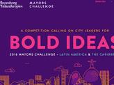 Mayor's Challenge Bloomberg