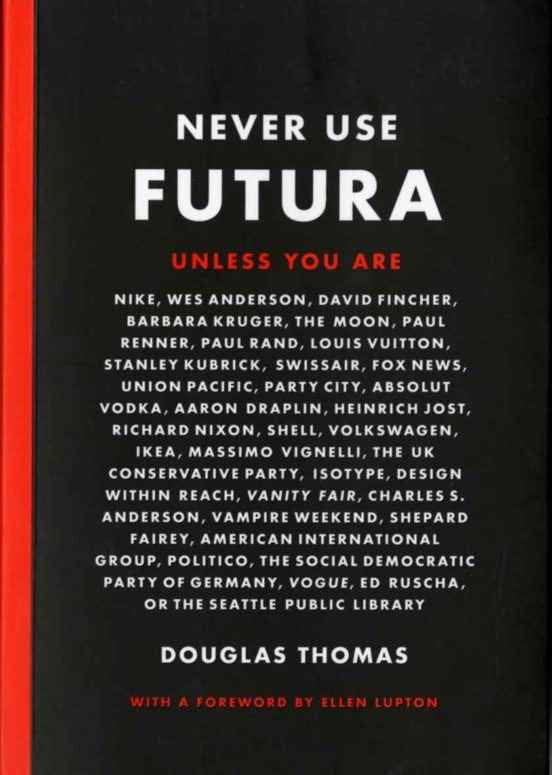 What The Politics of Futura Can Tell Us About How to Use