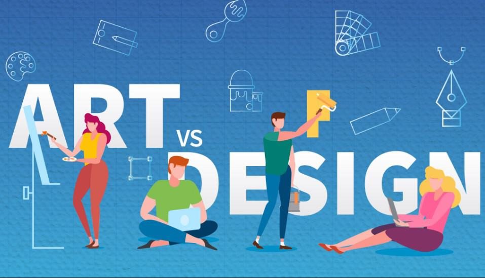 Art and Design: Is There A Difference?