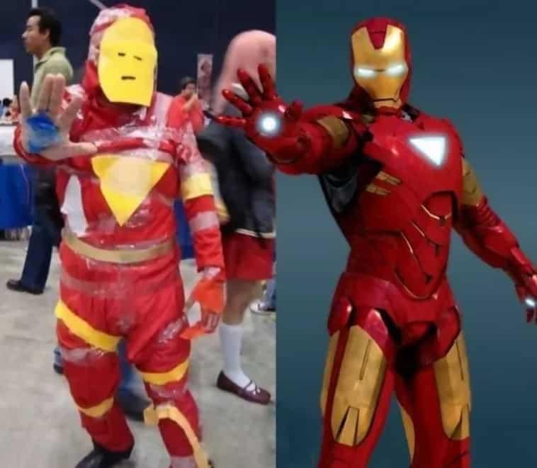 eed An Iron Man@