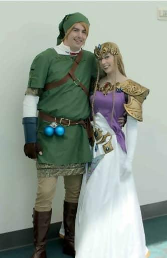 ink And Zelda
