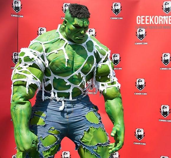 ncredible Hulk