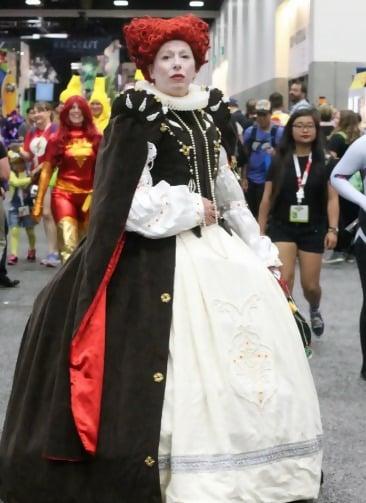 ueen Elizabeth 1