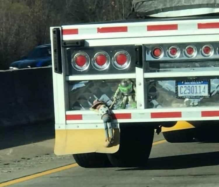 Toy Story (Real Life Version)?