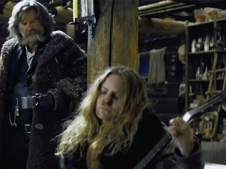 "Martin Guitar in the 'Hateful 8,"" expensive mistakes"