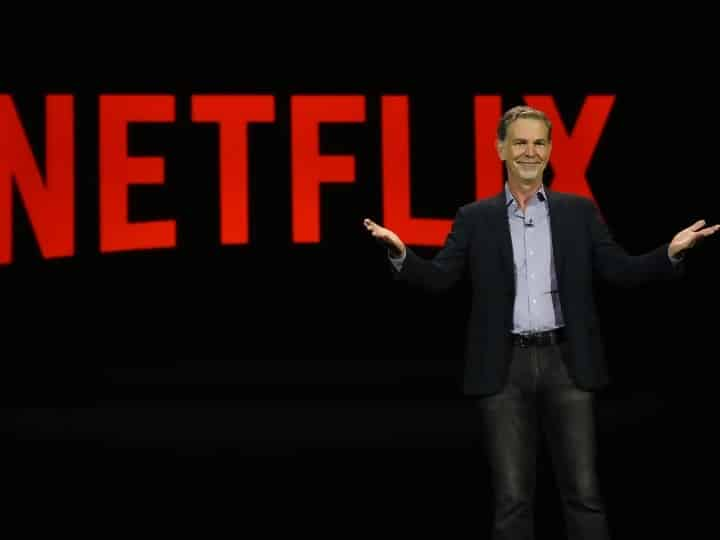 Netflix cofounder, Blockbuster failure