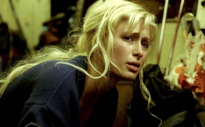 Paris Hilton's scene in The Other Guys, cut in the final version