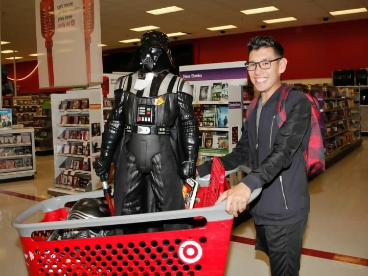 star wars merchandise, Target, action figure